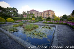 Wedding at Fanhams Hall main house