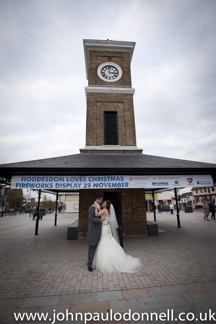 Hoddesdon Clocktower