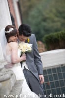 Theobalds Park Wedding Terrace - John Paul ODonnell