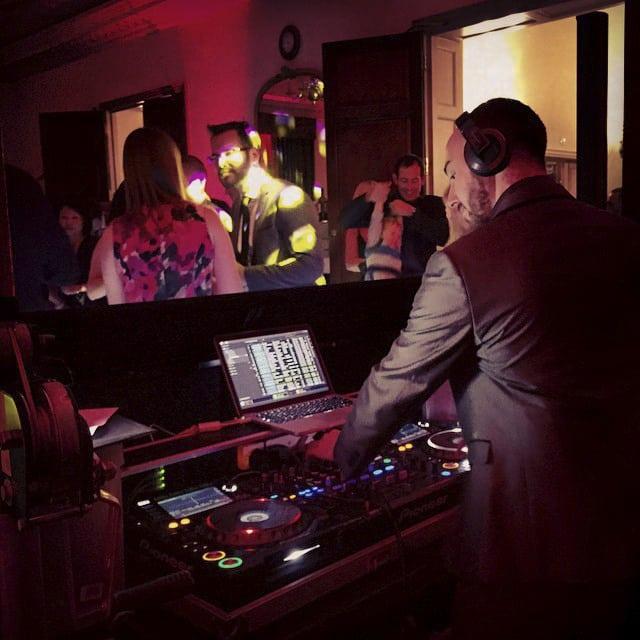 Barney Grossman DJ
