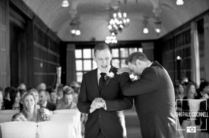 Best man duties - pure and simple