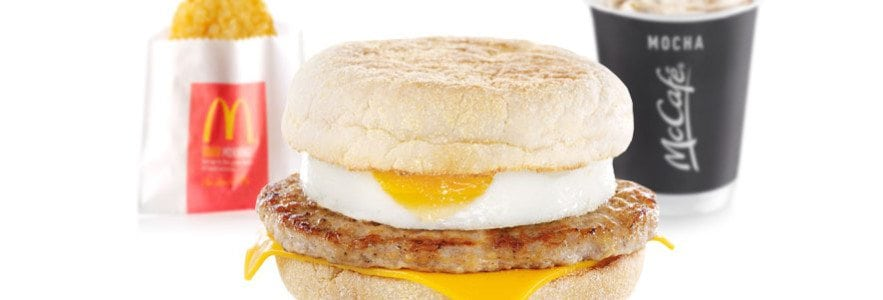 The McDonalds Breakfast Fashion Photography Hertfordshire