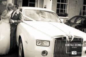 Photo of a Rolls Royce Phantom taken at Prince Regent Chigwell