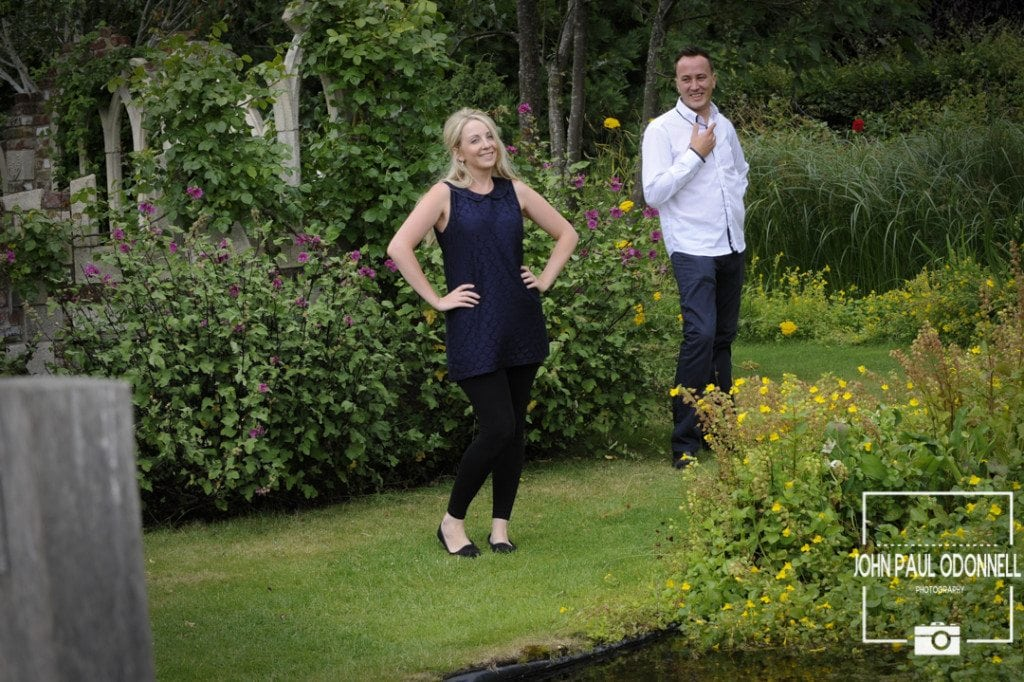 Capel Manor Pre Wedding Shoot 7