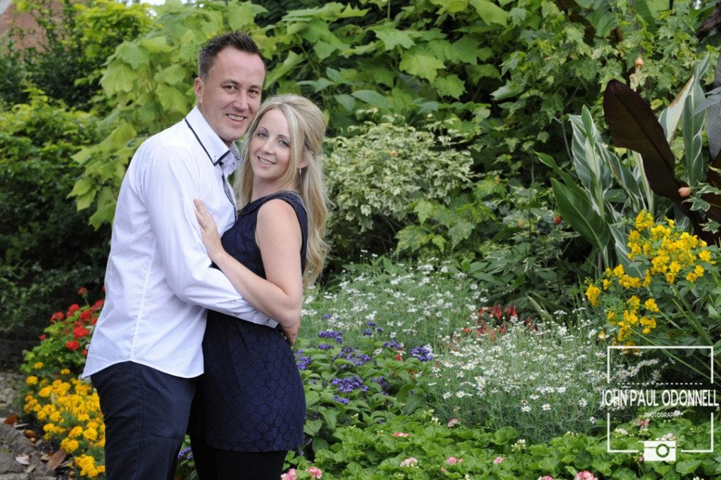 Capel Manor Pre Wedding Shoot 11