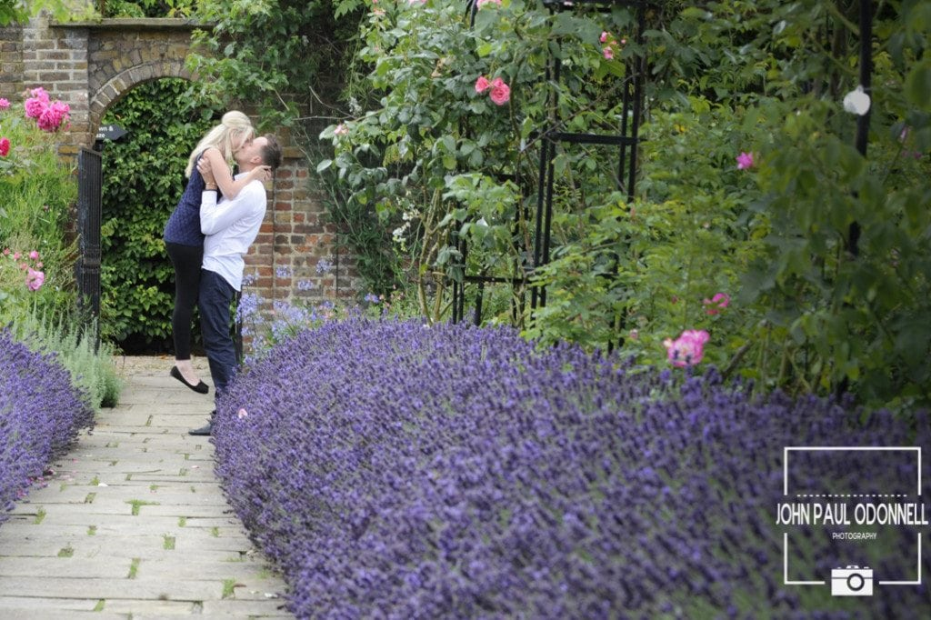 Capel Manor Pre Wedding Shoot 12
