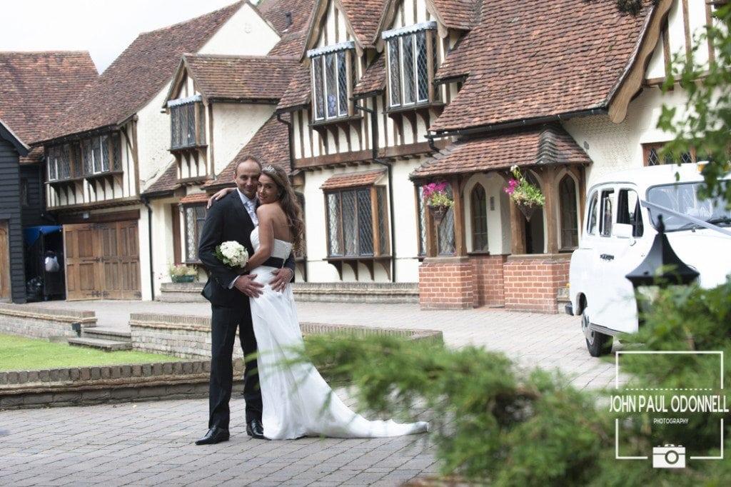 Karen and Nicks Wedding Great Hallingbury Manor 10