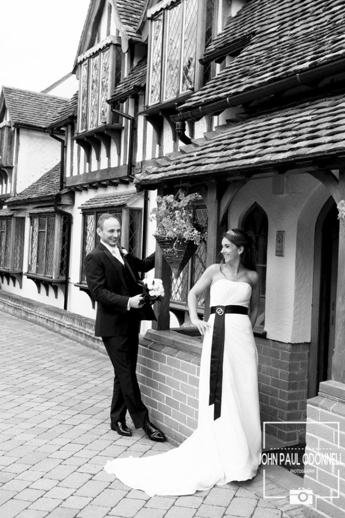 Karen and Nicks Wedding Great Hallingbury Manor 13