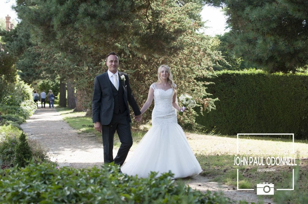 Emma and Matt Capel Manor 8