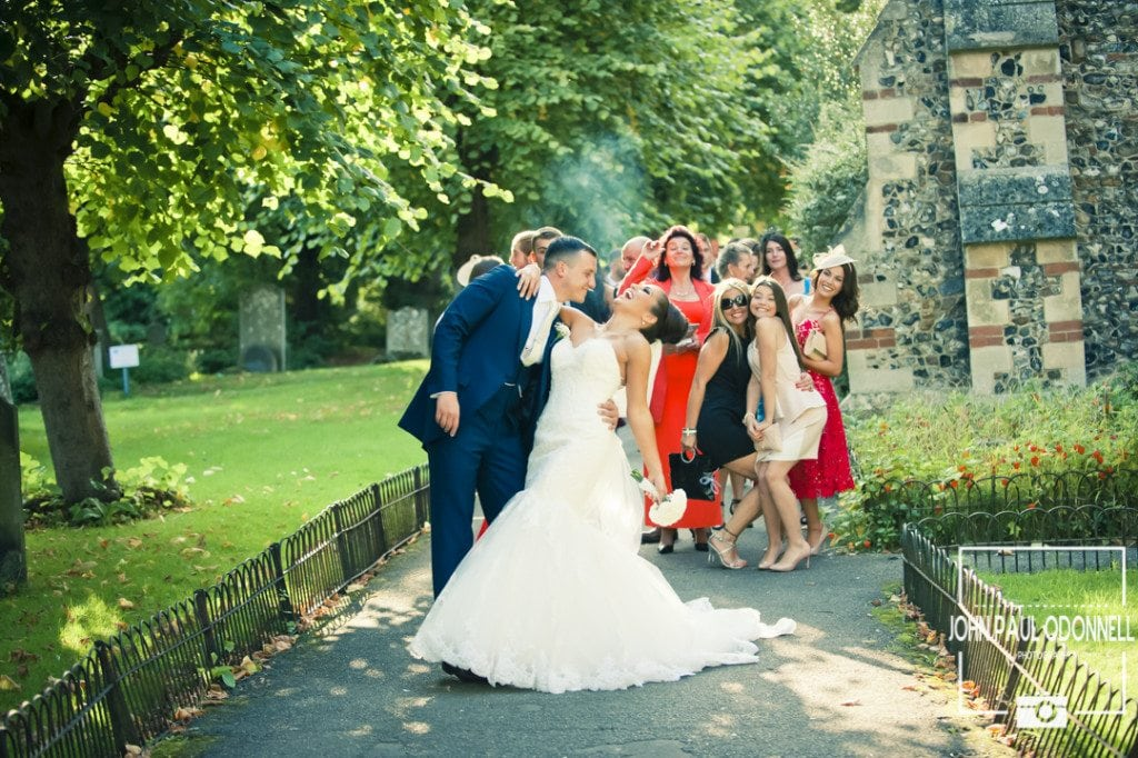 23 Lois and Lees herts Wedding