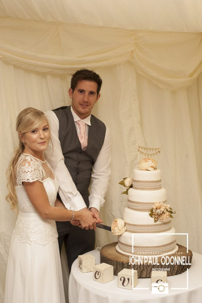 Vintage Wedding Brook Farm Cuffley 32