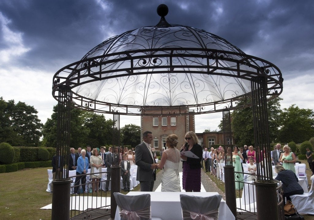 Wedding Photography At Theobalds Park