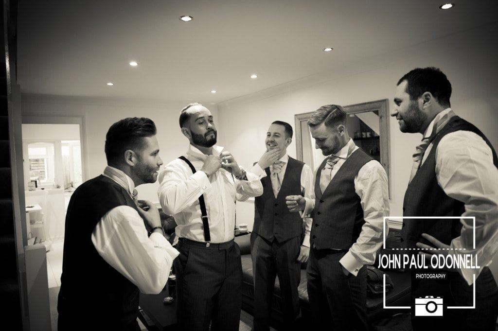 Katie and James - Wedding Mill Hill Golf Club 01