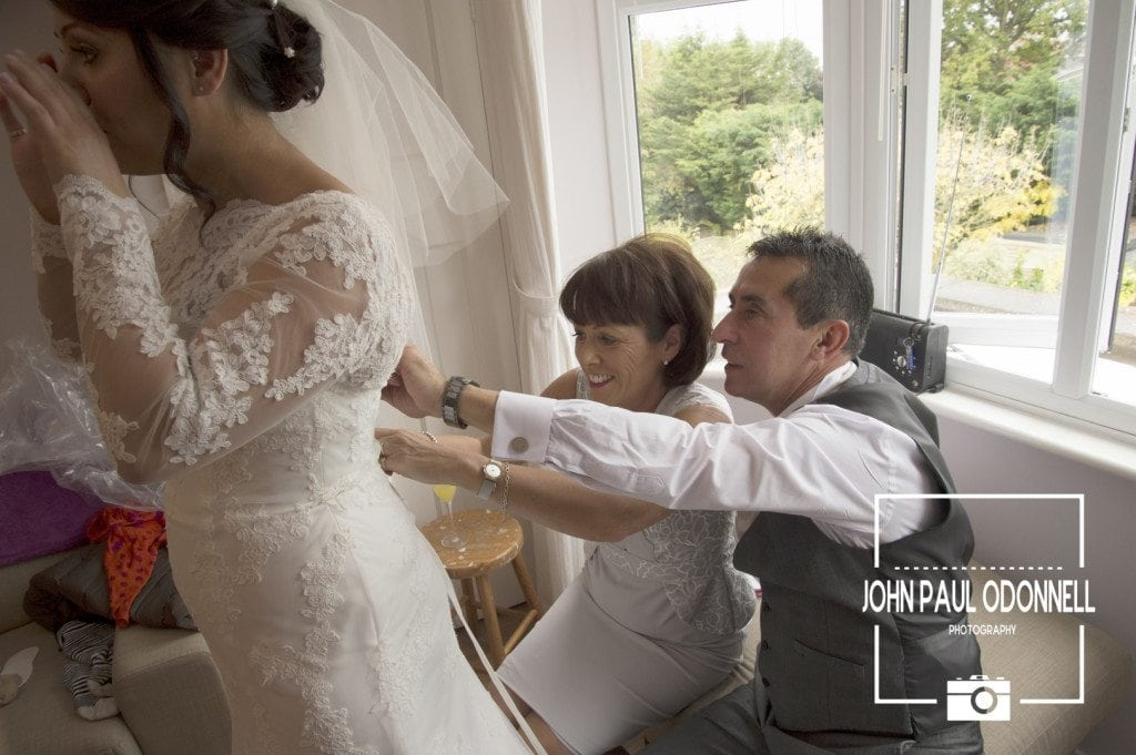 Katie and James - Wedding Mill Hill Golf Club03