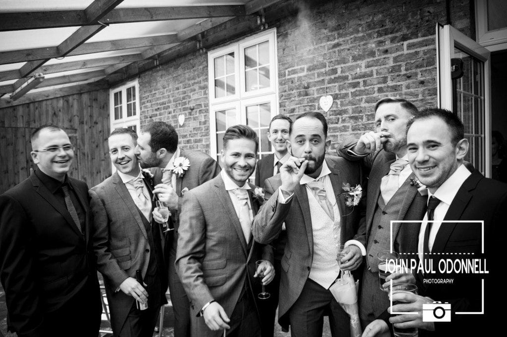 Katie and James - Wedding Mill Hill Golf Club12