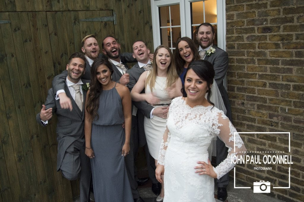 Katie and James - Wedding Mill Hill Golf Club13