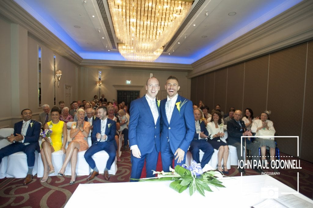 Gay wedding 228
