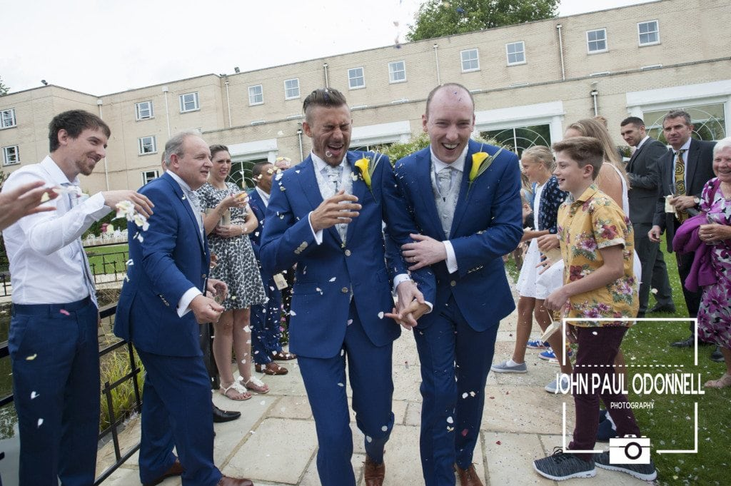 Gay wedding 278