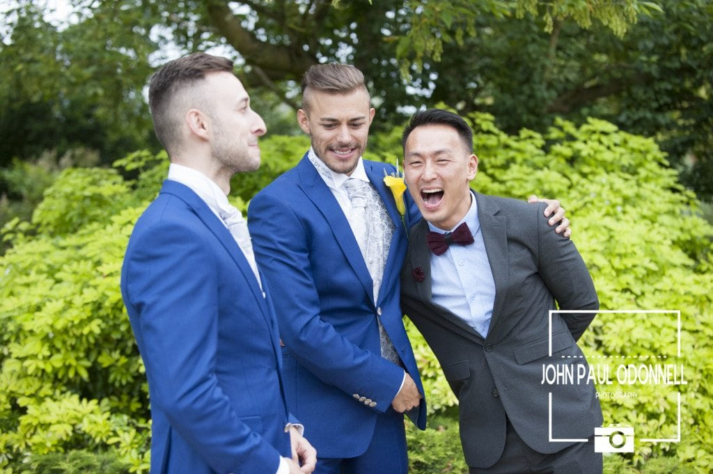 Gay wedding 416
