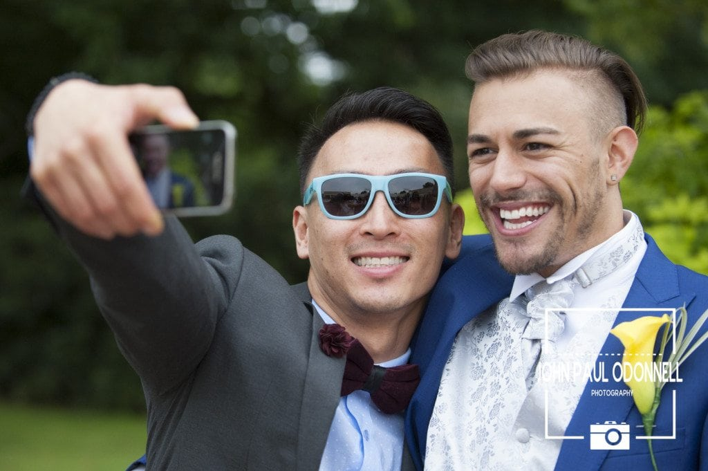 Gay wedding 429