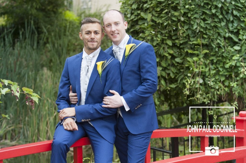 Gay wedding 506