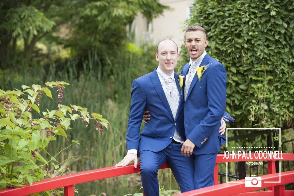 Gay wedding 511