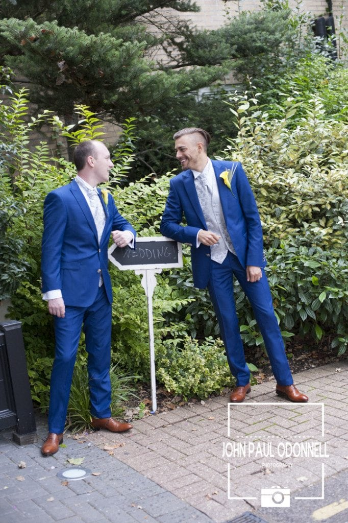 Gay wedding 580