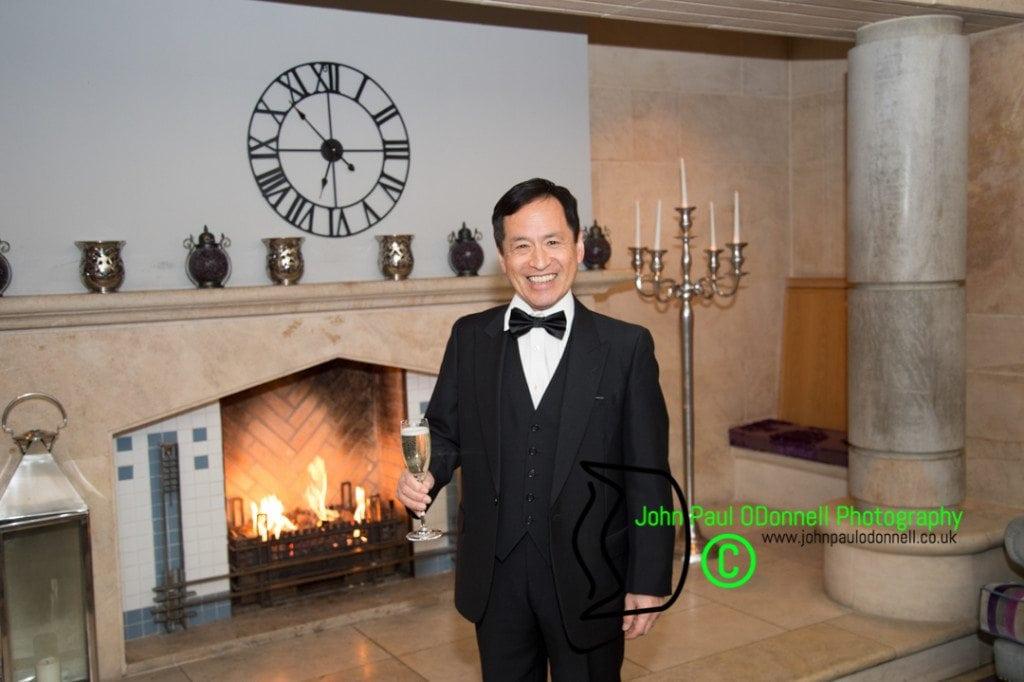 017 Honda Awards Dinner at Fanhams Hall Herts