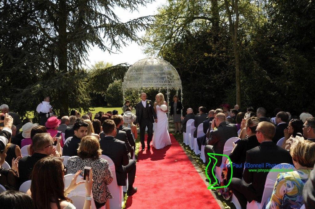 Top 8 Venues For Outside Weddings In Hertfordshire