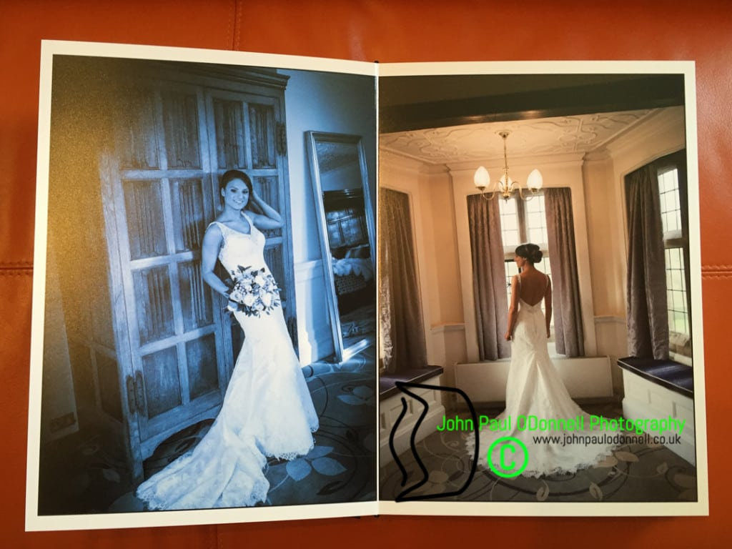 Herts Wedding Album Prices 11