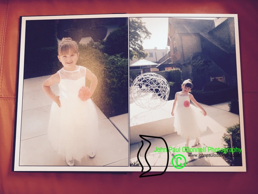 Herts Wedding Album Prices 18
