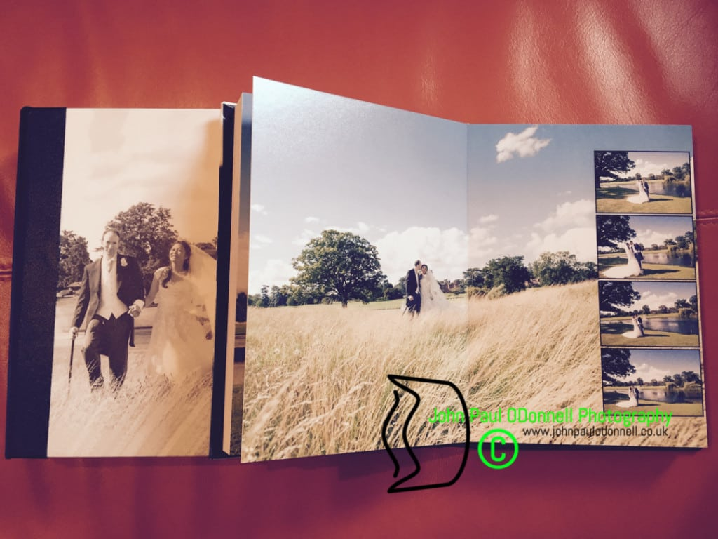Herts Wedding Album Prices 20
