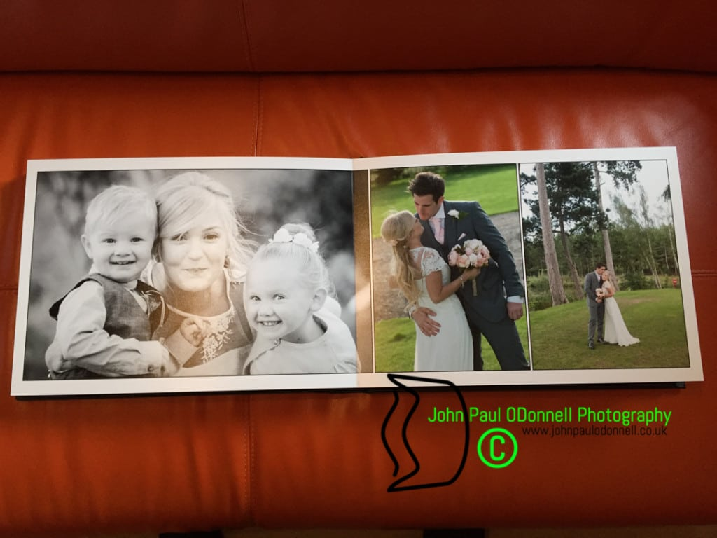 Herts Wedding Album Prices 4