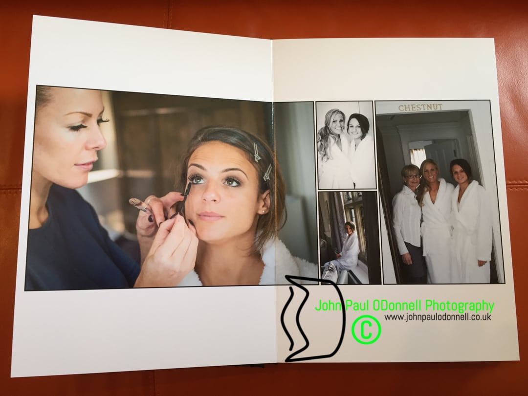 Herts Wedding Album Prices 9