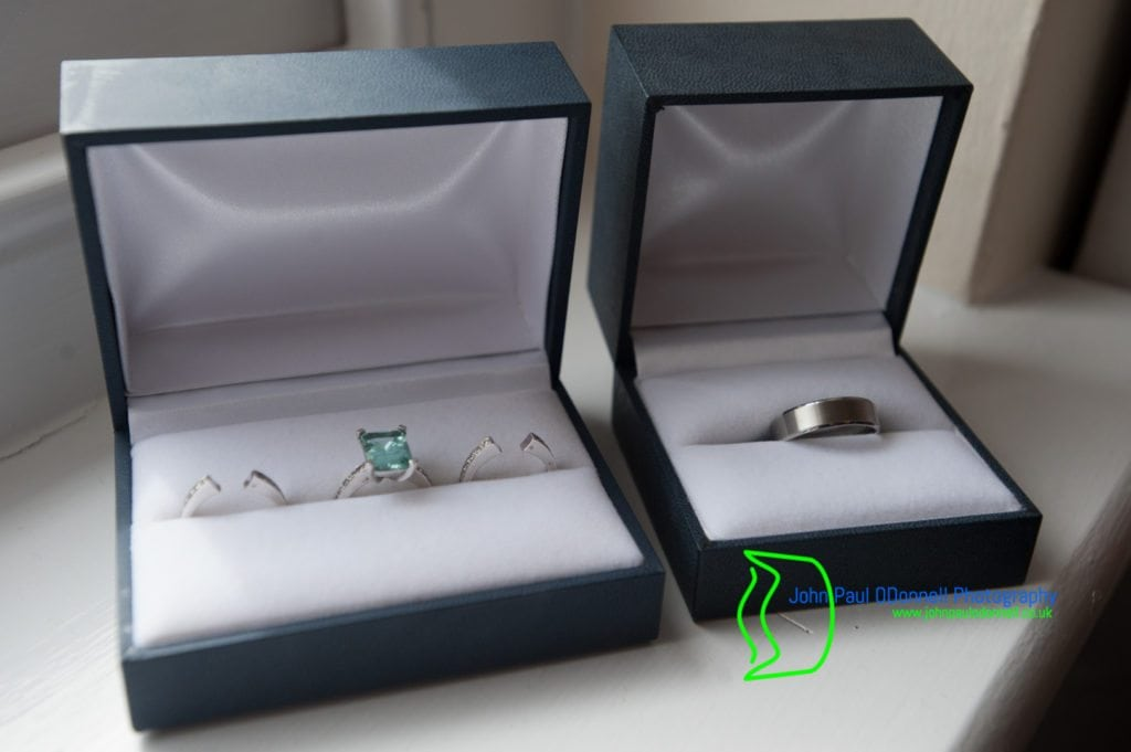 14 Bride and Grooms Wedding Rings