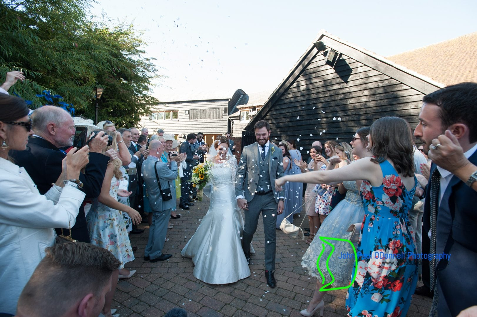 Kara and Simons Wedding at Tewingbury Farm-14