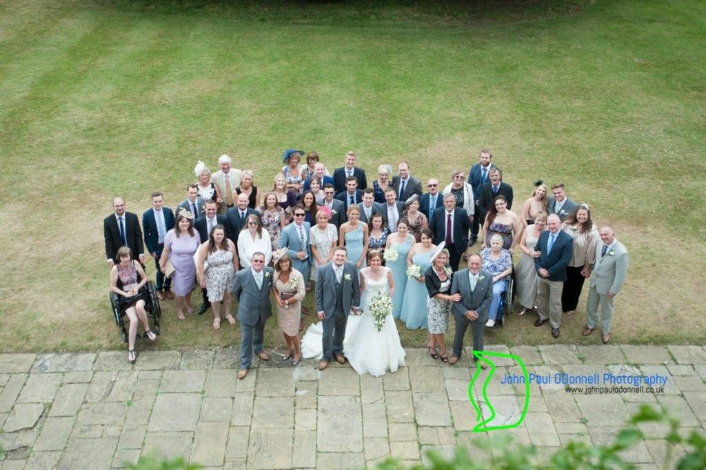 Maxine and Lukes Wedding at Fanhams Hall-15