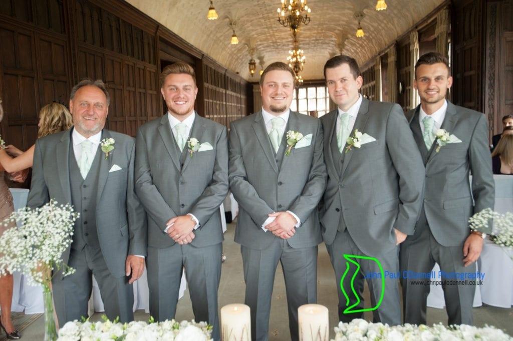 Maxine and Lukes Wedding at Fanhams Hall-6