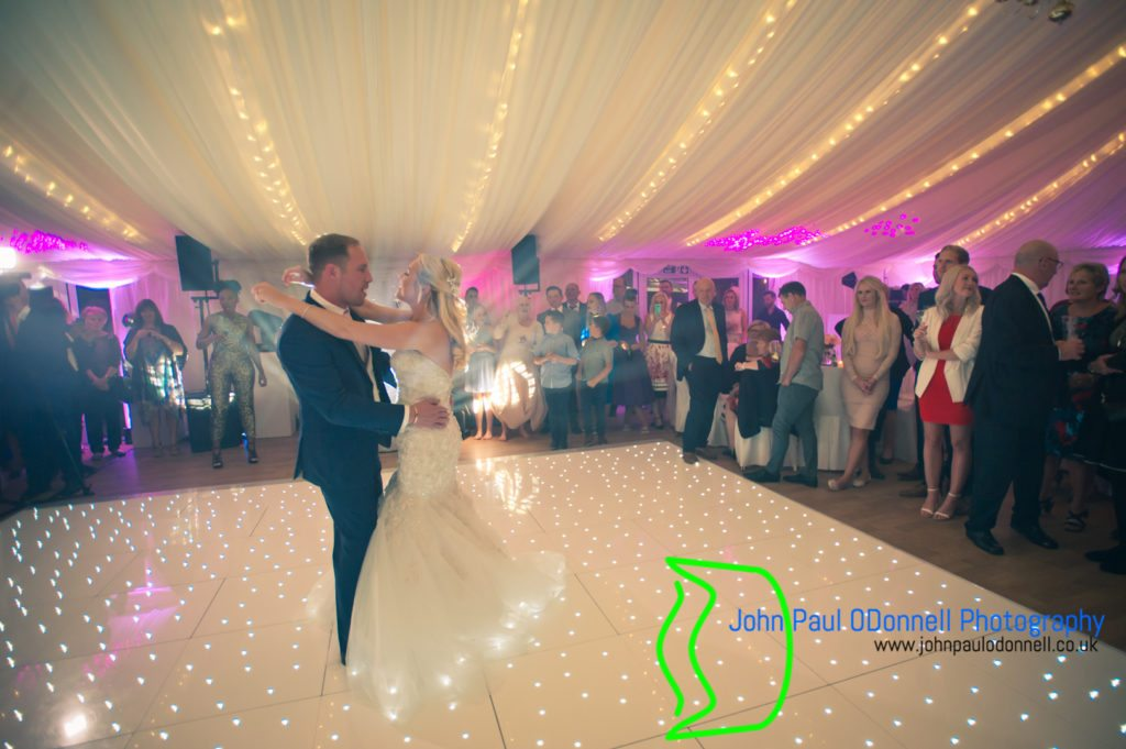 First dance taken at mulberry house ongar essex