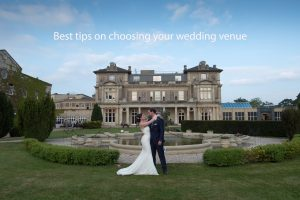Best tips on choosing your wedding venue