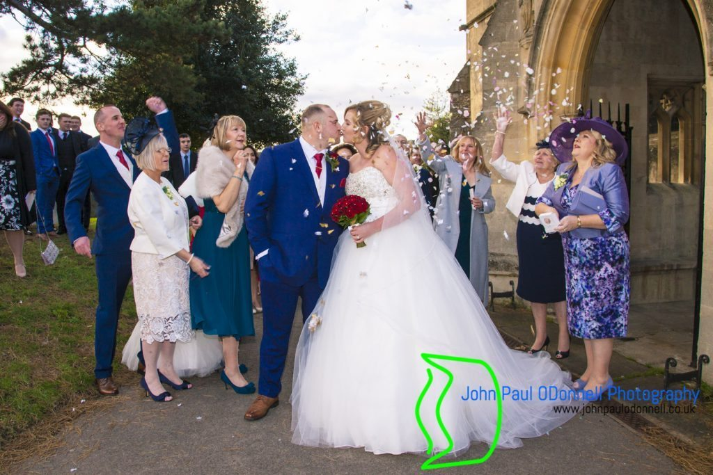 gemma and ryans wedding at ponsbourne park