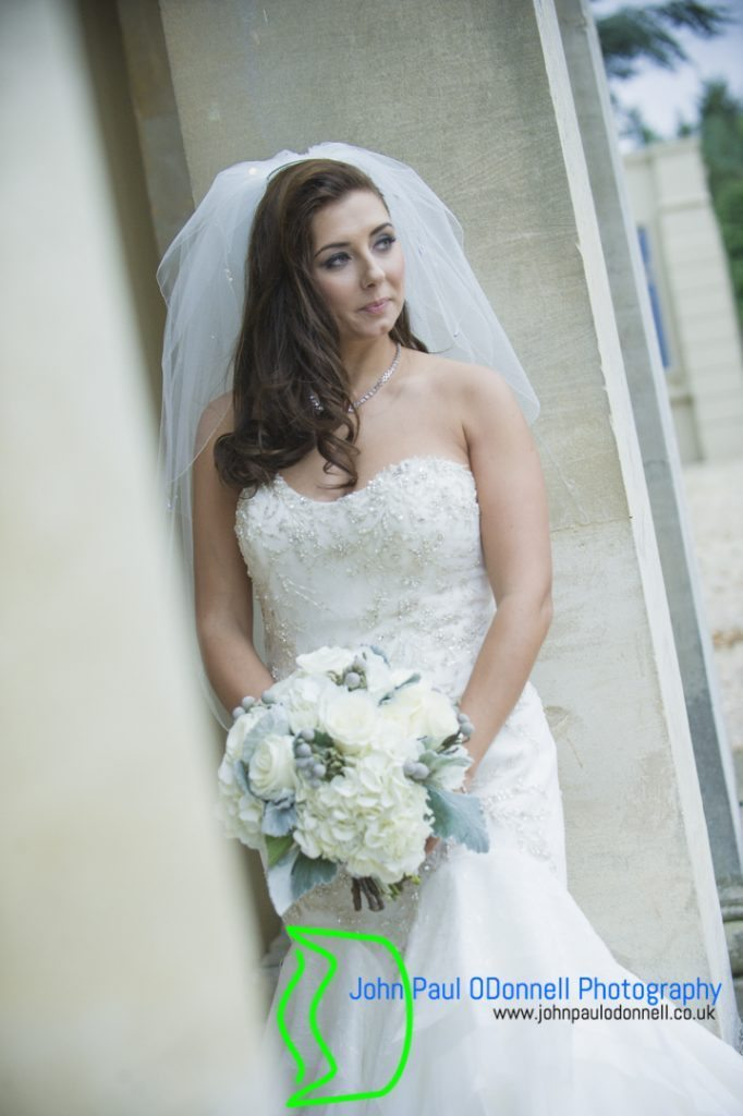 Ashleigh and Sams wedding at Down Hall Hotel