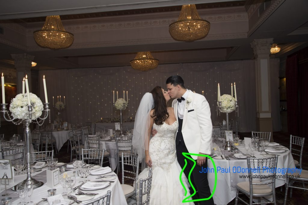 Ashleigh and Sams wedding at Down Hall Hotel