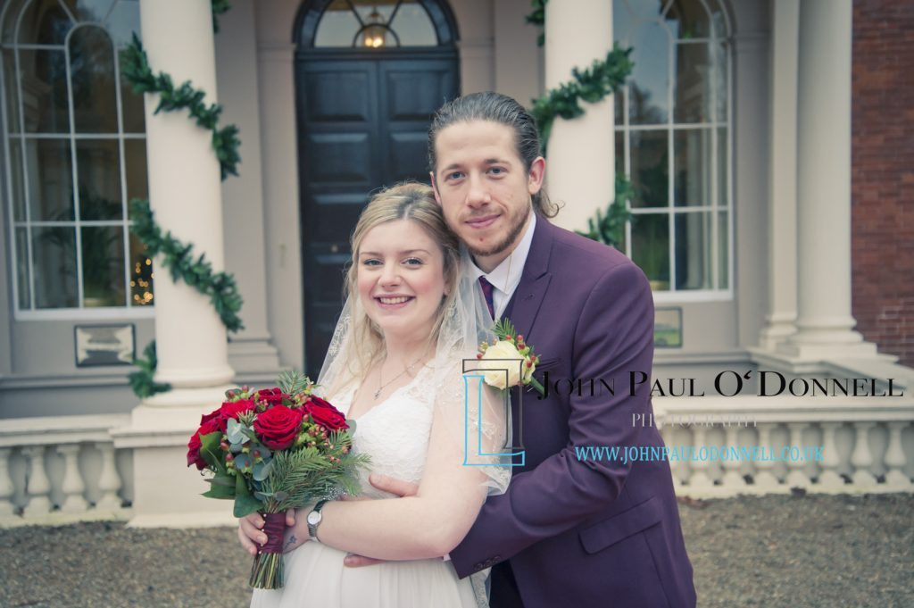 Daniel and Emmas wedding at theobalds park hertfordshire