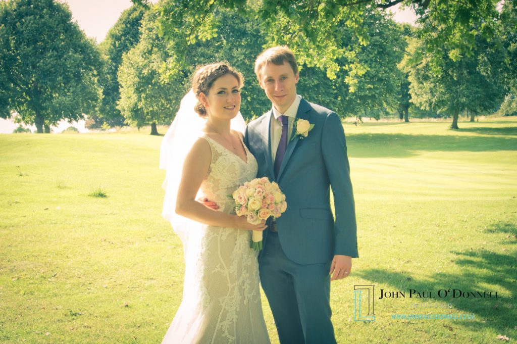 wedding at The hertfordshire carolina and tomas