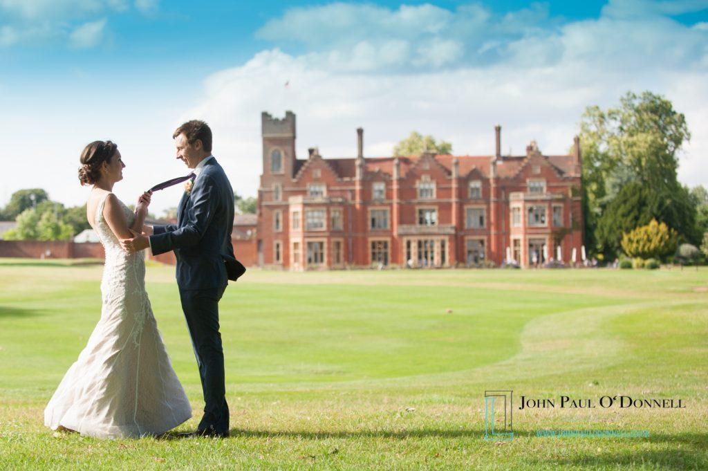 The Hertfordshire Golf & Country Club Wedding Venue Broxbourne