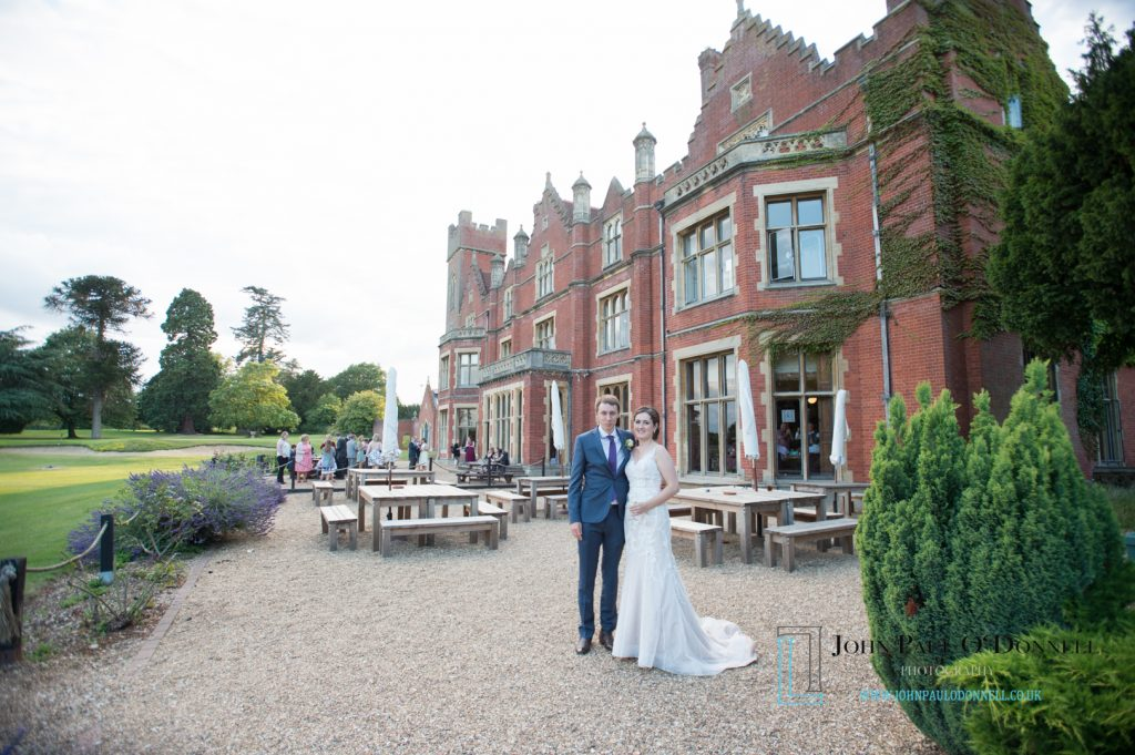 The Hertfordshire Golf & Country Club Wedding Venue Broxbourne