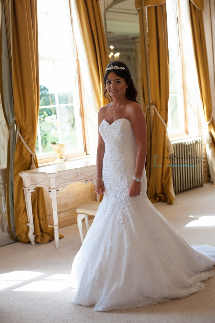 Hayley and Tommys Wedding at Gosfield Hall Essex