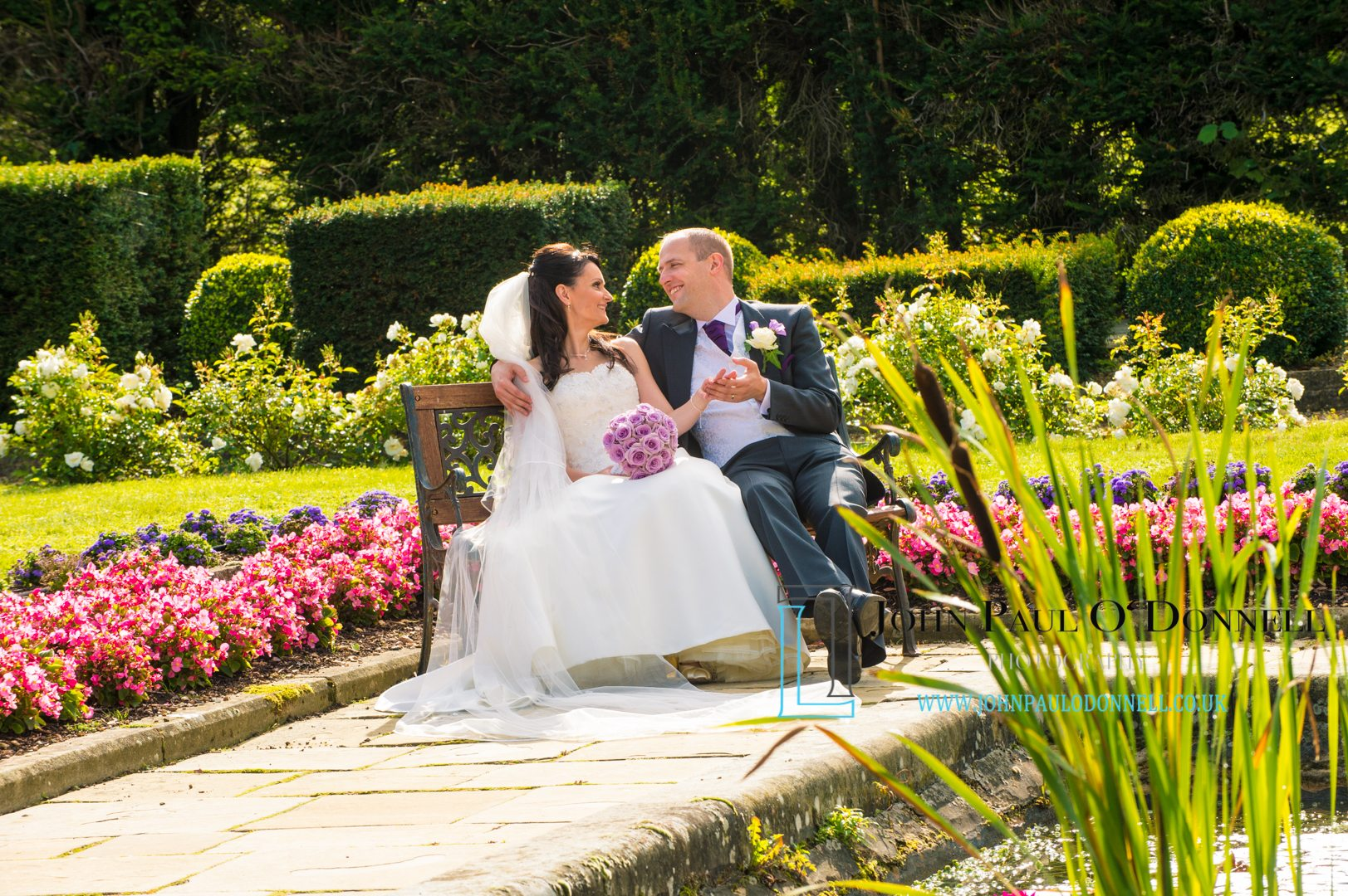 Angela and Stevens beautiful fanhams hall wedding