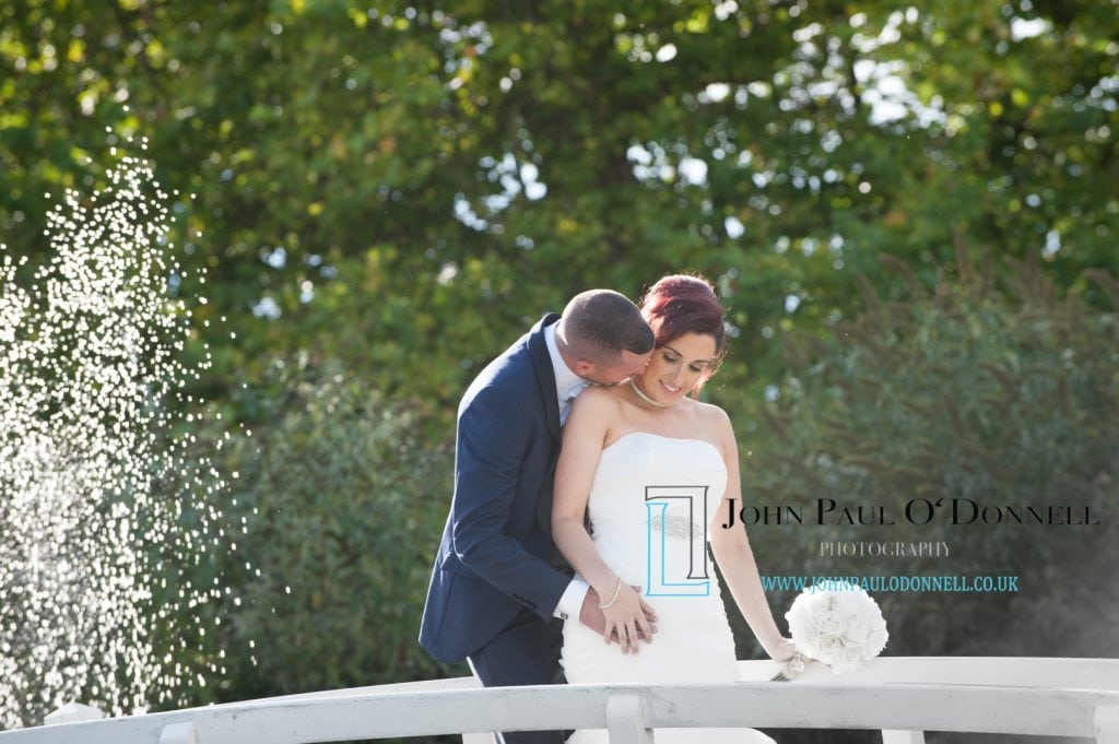 Danielle and Daniels wedding at The Fennes Essex